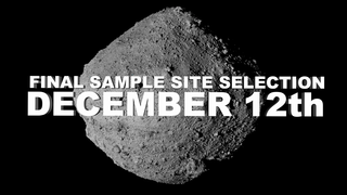 Link to Recent Story entitled: OSIRIS-REx Sample Site Selection Trailer