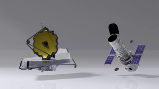 Link to Recent Story entitled: Spacecraft Size Comparison Between the Webb Space Telescope and the Hubble Space Telescope