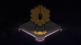 Link to Recent Story entitled: Webb Space Telescope Animation - Slow Reveal