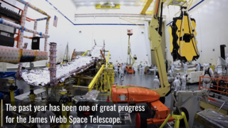Link to Recent Story entitled: Time-Lapse Video of NASA's James Webb Space Telescope Assembly, and Sunshield Deployment