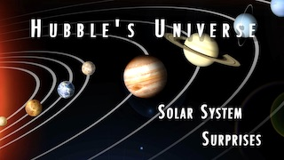 Link to Recent Story entitled: Hubble's Universe: Solar System Surprises