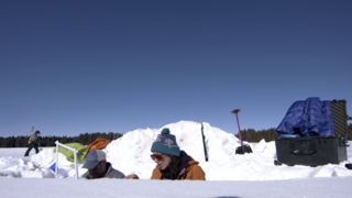 Link to Recent Story entitled: Snow Scientists Dig Deep in Grand Mesa
