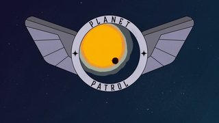 Link to Recent Story entitled: Join the Hunt for New Worlds Through Planet Patrol