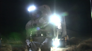 Link to Recent Story entitled: NASA Prepares to Explore the Moon: Spacesuits and Tools