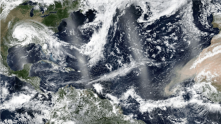 Link to Recent Story entitled: Satellites See Saharan Dust from Space