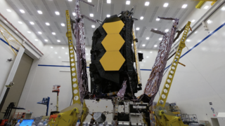 Link to Recent Story entitled: James Webb Space Telescope Sunshield Back UPS Stow Time-Lapses