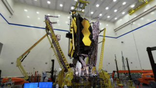 Link to Recent Story entitled: James Webb Space Telescope DTA Stowing Time-Lapses