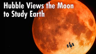 Link to Recent Story entitled: Hubble Views the Moon to Study Earth
