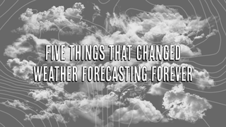 Link to Recent Story entitled: 5 Things that Changed Weather Forecasting Forever