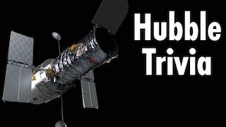 Link to Recent Story entitled: Hubble Trivia