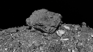 Link to Recent Story entitled: Tour of Asteroid Bennu