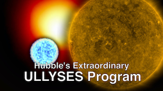 Link to Recent Story entitled: Hubble's Extraordinary ULLYSES Program
