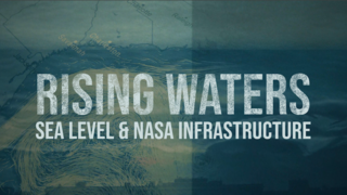 Link to Recent Story entitled: Rising Waters: Sea Level and NASA Infrastructure