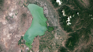 Link to Recent Story entitled: Landsat Helps Warn of Algae in Lakes and Rivers
