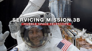 Link to Recent Story entitled: Hubble's Servicing Mission 3B