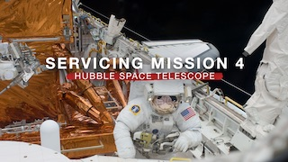Link to Recent Story entitled: Hubble's Servicing Mission 4