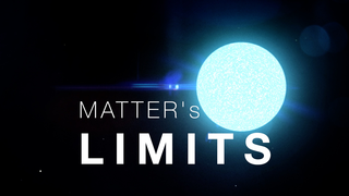 Link to Recent Story entitled: NASA's NICER Tests Matter's Limits
