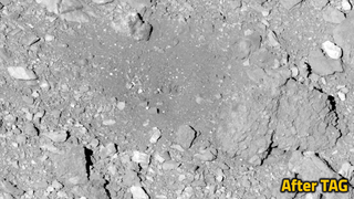Link to Recent Story entitled: OSIRIS-REx Leaves its Mark on Bennu