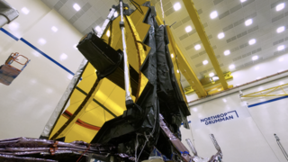 Link to Recent Story entitled: James Webb Space Telescope +J2 Wing Deployment
