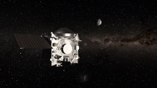 Link to Recent Story entitled: Farewell to Asteroid Bennu