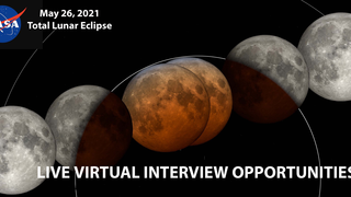 Link to Recent Story entitled: A Double Feature!! Talk to NASA experts about next week's Supermoon AND Lunar Eclipse