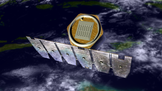 Link to Recent Story entitled: AIM Spacecraft Deployment