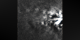 Comet Encke visualization from STEREO with a Black/Grey background.