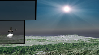 Link to Recent Story entitled: The California Laboratory for Atmospheric Remote Sensing