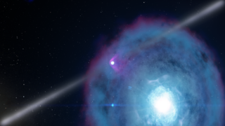 Link to Recent Story entitled: Binary Pulsar J2032 animation