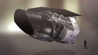 Link to Related Story entitled: WFIRST MCR Spacecraft Animations