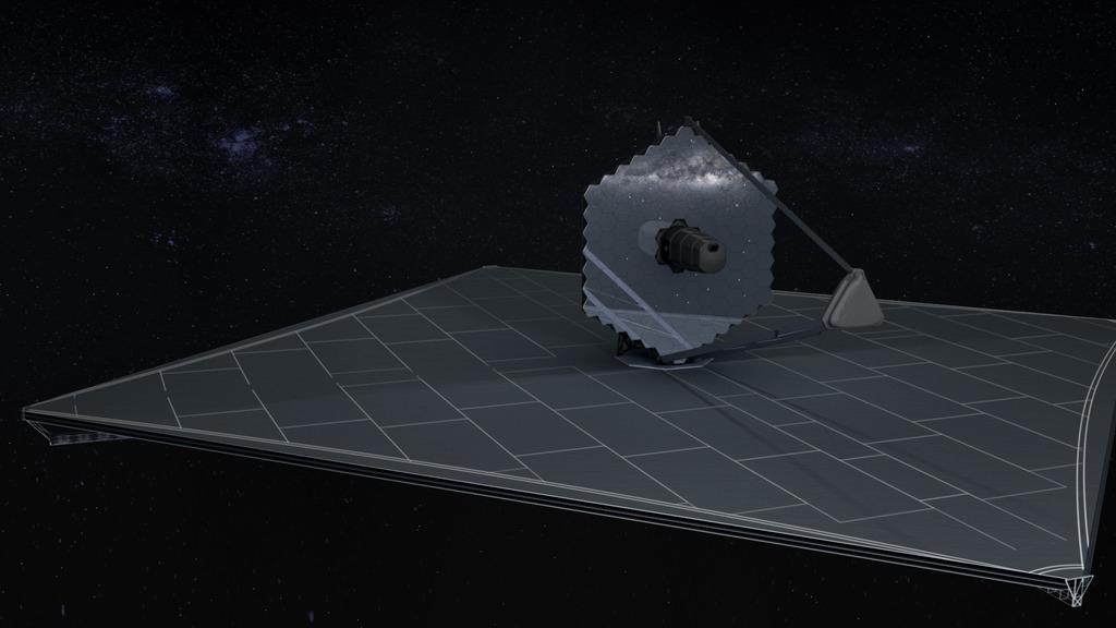 Vesmírné teleskopy budoucí generace: Obří LUVOIR by mohl zkoumat vesmír ve všech vlnových délkách