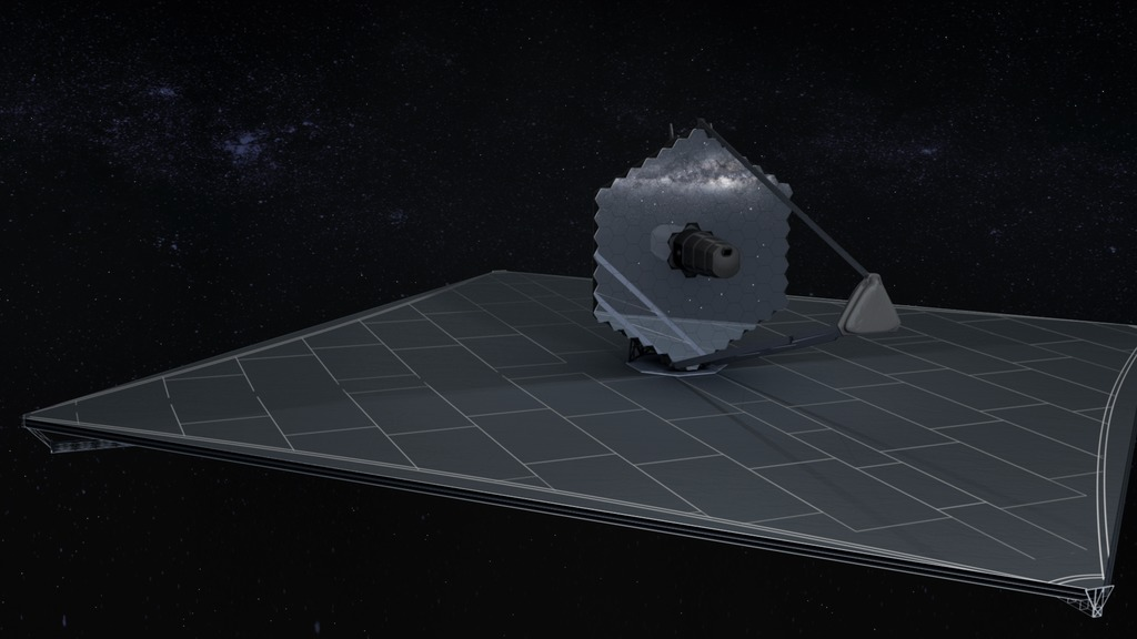 LUVOIR, teleskop