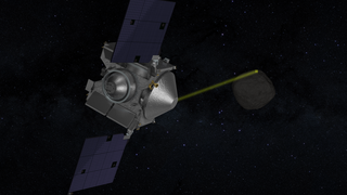 Link to Related Story entitled: OSIRIS-REx Mission Design: Site Selection Campaign