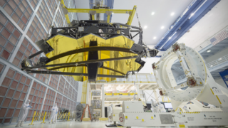Link to Recent Story entitled: James Webb Space Telescope AR App Resourse page