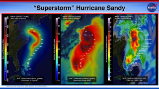 Link to Recent Story entitled: Hurricane Sandy