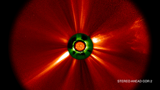 Link to Recent Story entitled: Stereo Captures Eruption and CME