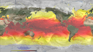 Link to Recent Story entitled: AXIOM-1 Sea Surface Temperature