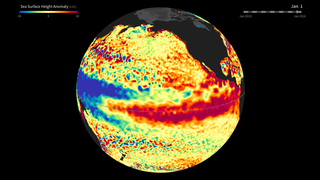 Link to Recent Story entitled: Sea Surface Height Anomaly
