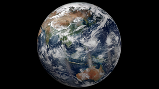 Link to Recent Story entitled: Blue Marble 2015