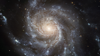 Link to Recent Story entitled: Spiral Galaxy Messier 101 in High-Definition from Hubble