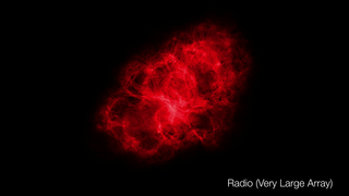 Link to Recent Story entitled: Vision Across the Full Spectrum: The Crab Nebula, from Radio to X-ray