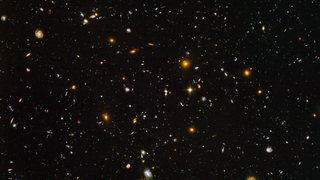 Link to Popular Story entitled: Hubble Ultra Deep Field