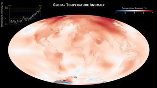 Link to Recent Story entitled: Long-term Global Warming trend, 2017 update