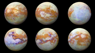 Link to Recent Story entitled: Seeing Titan with Infrared Eyes