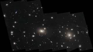 Link to Recent Story entitled: Globular Star Clusters Scattered Between Galaxies