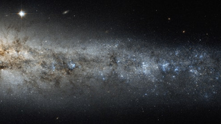 Link to Related Story entitled: Whale Galaxy Panorama