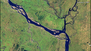 Link to Recent Story entitled: The Padma River