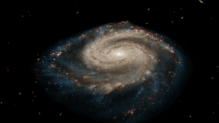 Link to Recent Story entitled: A Flyby of the Whirlpool Galaxy