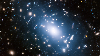 Link to Recent Story entitled: Galaxy Cluster Abell S1063