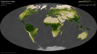 Link to Recent Story entitled: Global Vegetation Index, Terra MODIS